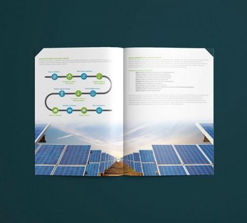 Ürün Katalogu Tasarımı - ERC SİSTEM