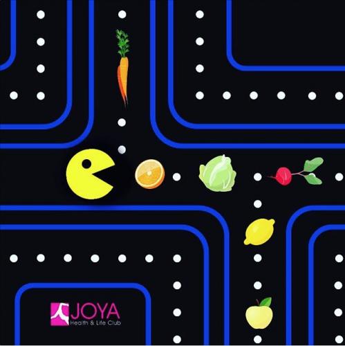 Kreatif İçerik Oluşturma- Joya Health & Life Club Sosyal Medya Paylaşımı