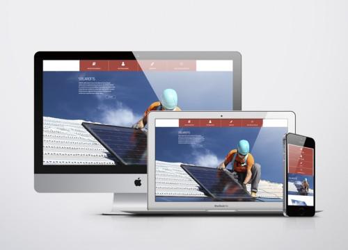 Web Sitesi Tasarım ve Yazılımı - Solar Ofis