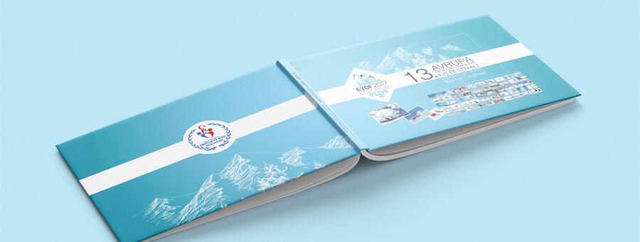 Katalog Tasarımı - Eyof