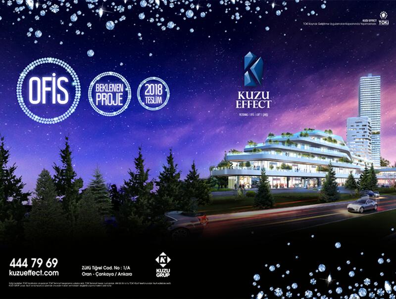 Billboard Tasarımı - Kuzu Effect Projesi