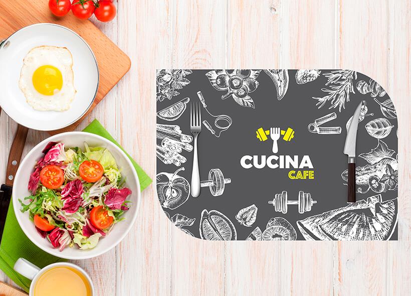 American Servis Tasarımı - Cucina Cafe