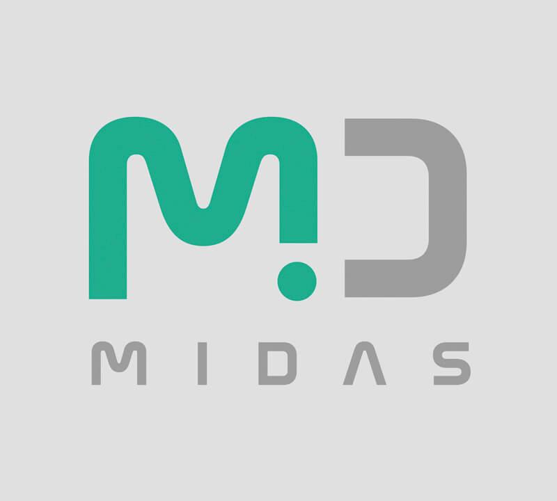 Logo Tasarımı - Midas